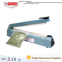 Cheap price high quality 350 simple table top type impulse sealer
