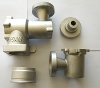 high quality precision casting stainless steel auto parts