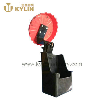 Chinese high quality metal bar counter wine bottle opener for sale