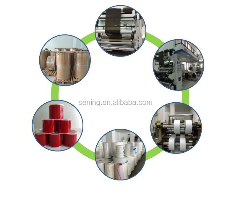 Tamper warranty security sealing tapes