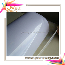 1.27*50m mattwhite liner cold lamination for protecting photo,waterproof