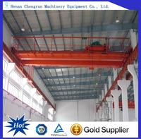 Double Beam Ladle Hanger Bridge Crane, 5T, 10T, 20T, Used in Workshop