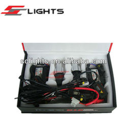 HIGH POWER HID AUTO KITS WITH BALLAST 35W/55W HID XENON AUTO KITS FOR HID AUTO CAR LIGHT 4300K-12000K