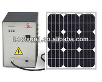 solar energy water project 100w
