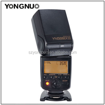 Yongnuo YN-568EX III I-TTL Flash Speedlite HSS For N DSLR Camera