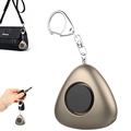 New Arrival Super High Quality Golden Personal Alarm for Lady Girlfriend Promotion Gift
