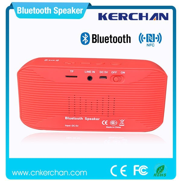 2013 mini bluetooth mini speakers, portable wireless bassboomz 2.0 bluetooth stereo speakers