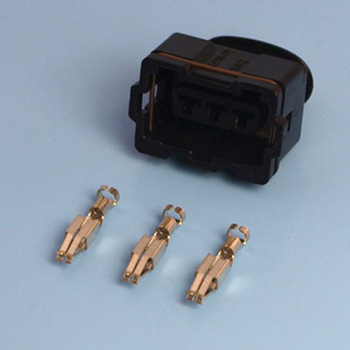 Admirable 3 Way Boschs Jetronic Black Wiring Connector Kit 12844851064 Gm Wiring Cloud Mangdienstapotheekhoekschewaardnl