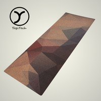 Anti-Tear fancy Eco-Friendly Absorbent Antimicrobial new 2016 neoprene eva exercise mat with carrying strap