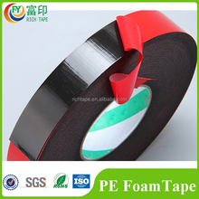 Pressure Sensitive Heat Resistant Acrylic Tape Equivalent 3M Foam Tape Double Sided Adhesive for Car Accessories