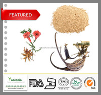Natural Pure Devils Claw Extract 5% Harpagoside, Harpagophytum procumbens extract, Devils Claw P.E.