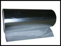 Aluminum foil fiberglass cloth ,glass and aluminum installer