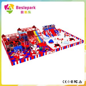 Popular indoor playground animals for family use