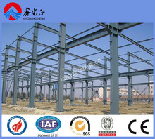 high quality Prefabr Steel structure warehouse shed/workshop/building/building project