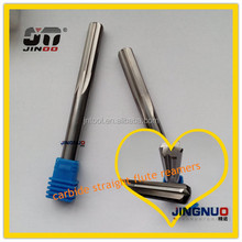 JINOO Solid carbide combination drill reamer