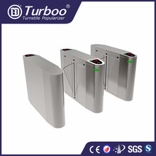 Fast speed Anti-tail Gate/ Automatic Retractable Flap Gate/hidden gate turnstile