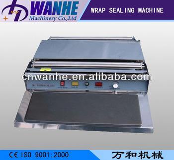 plastic wrap sealing machine