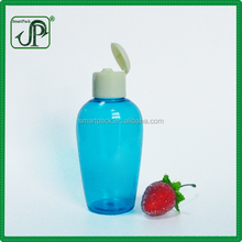 Different Designs PET Plastic Toner Bottle 100ml Cosmetic Oil Bottles