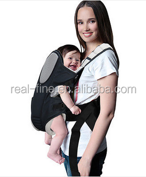 Safe 3-in-1 Adjustable Baby Infant Carrier Backpack Frontpack Carry Case