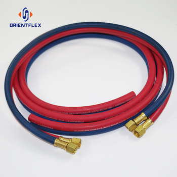 20bar rubber oxygen hose for Welding