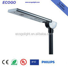 high quality enec tuv all in one solar led street light ip66