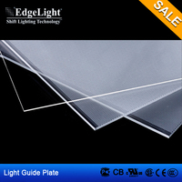 new smd led light panel with reflective sheet decorative light board