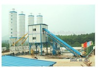 HZS90 concrete mixing plant for sale