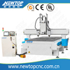 W1325-3H .4 axis cnc routcnc routerchina cnc route.4D cnc router woodworking cnc router cnc wood router3headsnew machinewood7 Ep