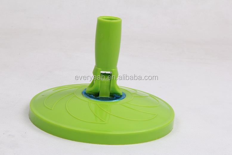360 easy mop Rotary mop mop bucket automatic drying double drive hand mop
