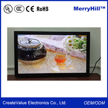 Widescreen 1920*1080 17/19/22/32/42/55/65 inch Digital Touch LCD Monitor Composite Input