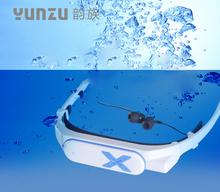 X1 waterproof MP3 player for swimming, running, sports OEM ODM