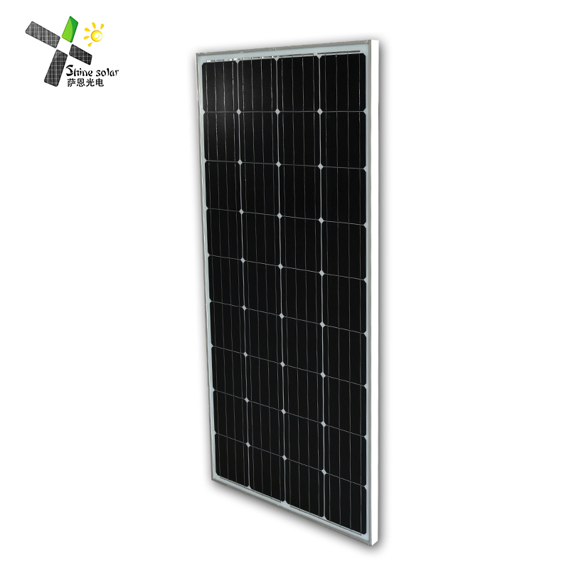 Factory Supply 100w monocrystalline solar cell panel with <strong>sun</strong> power cells good after sale service