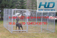 Mesh Fencing Panel for Dogs Kennels