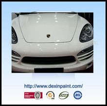 2017 Auto 2k Car Hight Quality White paint