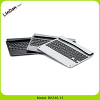 Fashion New Style Design Aluminum Bluetooth Keyboard for ipad air 5