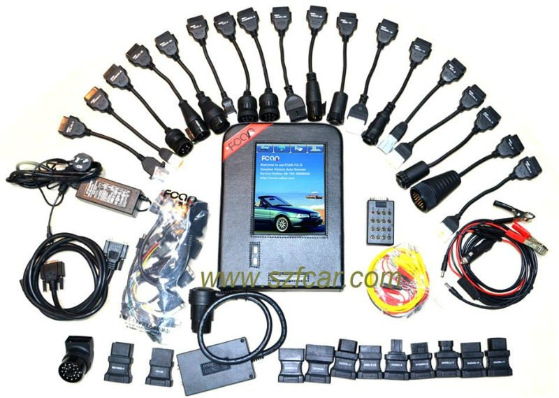 Car Diagnostic tools FCAR F3 series F3-G for Japanese, Chinese, European, American, Korean, Indian vehicles etc.