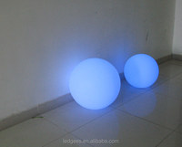 Exhibition Display/home Wireless Inductive Charging Glowing Mood Multi color rattan ball decorative LED light