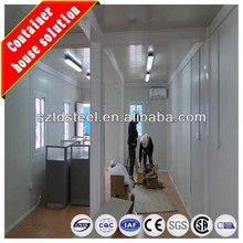 New Used cheap prefabricated house