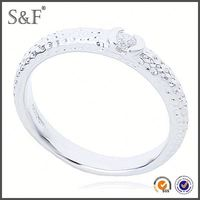 Newest Style Crystal moroccan wedding rings