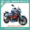 Factory price zongshen water cooled engine motorcycles sale fast speed Racing Motorcycle XF2 (200cc, 250cc, 350cc)