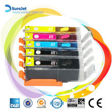 reset printer ink cartridge for canon pgi-550 cli-551 with chip made in china