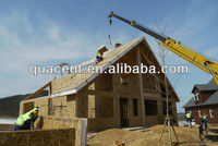 SIPs Panelized Prefab Cabin Kits Homes