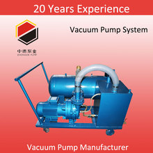 Industrial factory 2BV 2BE vacuum pump system pompa air