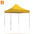 Easy up folding outdoor top quality canvas tent