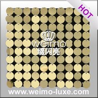 2015 New Sequin Panel For Event Party Supplies