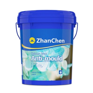 Zhanchen Odourless Anti-mould Interior Paint