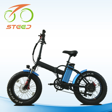 two wheeler factory price small tire scooter bike 500w 48v with pedal fat beach cruiser electric bicycle