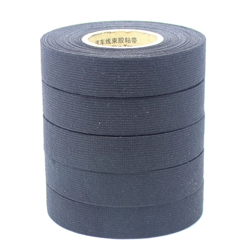 Wiring Loom Harness Adhesive Cloth Fabric tape 19mm/25m