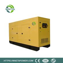 Power by Perkins Engine 100kva silent genset
