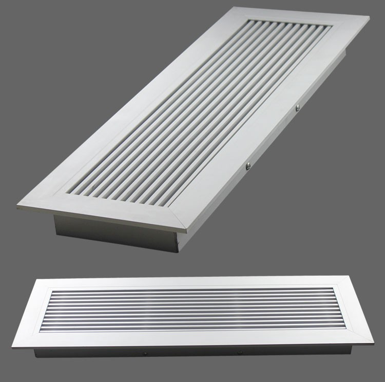 Hvac System Aluminum 1 Way Air Vent Register Buy 1 Way